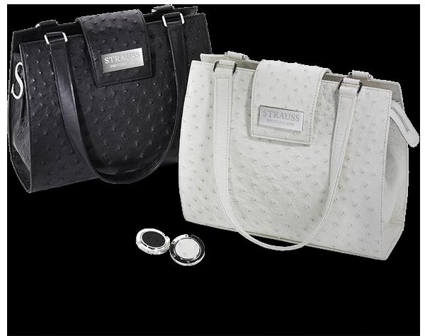 Schweizer Das Für Aus Handtaschen Label Straussenleder dBCxeroW